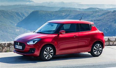 Suzuki Swift Personal Lease No Deposit - Swift 1.0 ...
