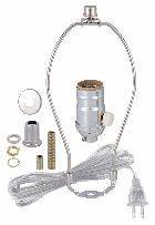 search With wiring kit with fullrange dimmer socket 30556a antique lamp supply