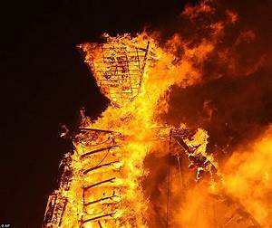Burning Man Is A Police State