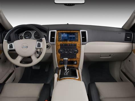 jeep grand cherokee dashboard image 2008 jeep grand cherokee rwd 4 door limited