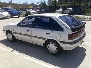 1988 Ford Laser - Overview