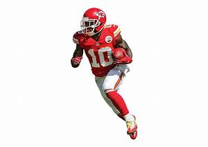 Tyreek Hill - Life-Size Officially Licensed NFL Removable ...
