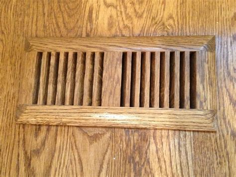 Chosee Wood Vent Covers ? The Homy Design