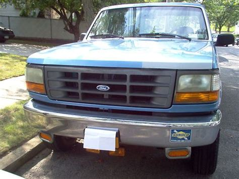Buy used 1997 FORD F 250 HEAVY DUTY W/ TONNEAU COVER & 8