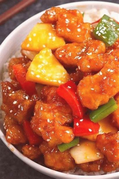 Chicken Sour Sweet Chinese Easy Recipes Recipe