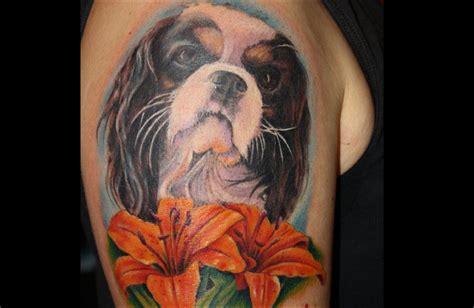 Tatouage Chien  Tout Ce Qu'il Faut Savoir  Tattoome Le