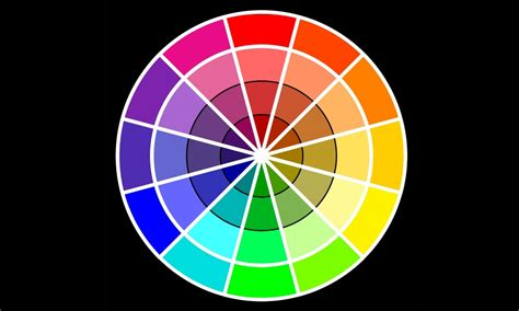 color theory building  color wheel ruth lovettsmith