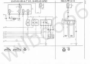 Supra Engine Diagram  Supra  Free Engine Image For User