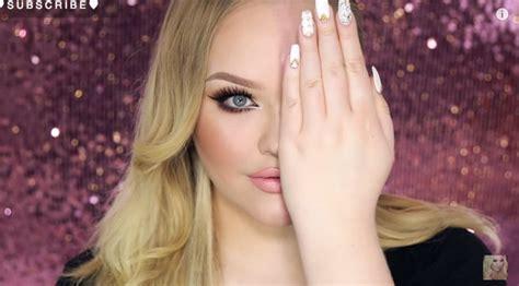 makeup blogger transforms face  viral youtube video