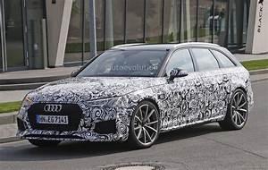 Audi Rs 4 : spyshots 2018 audi rs4 avant prototype looks very ~ Melissatoandfro.com Idées de Décoration