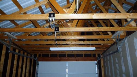 Insulate Garage Ceiling Photos The Better Garages How