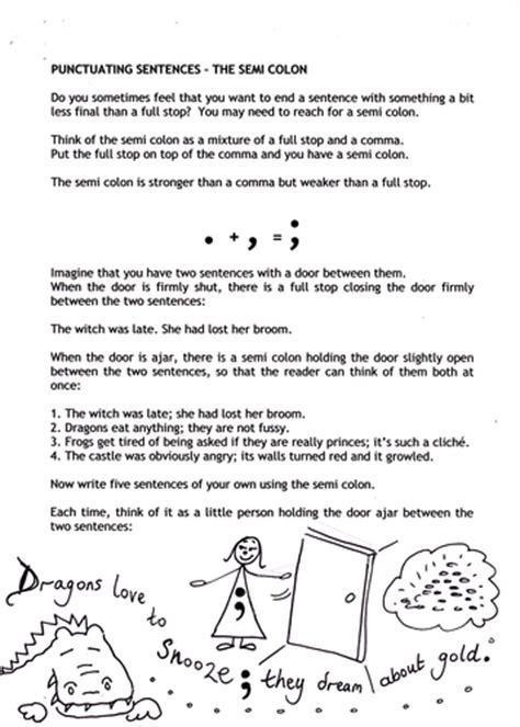 all worksheets 187 punctuation worksheets ks3 free