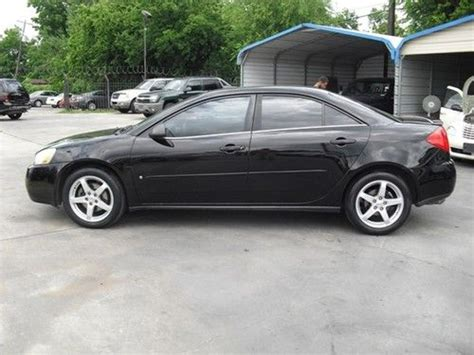 Sell Used 2009 Pontiac G6 Gt Sedan 4-door 3.5l, Auto, Ac