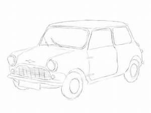 Car Drawings - Cool Cars to Draw