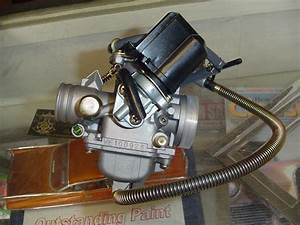 New 150cc Scooter Moped Gy6 Carburetor Carb Roketa