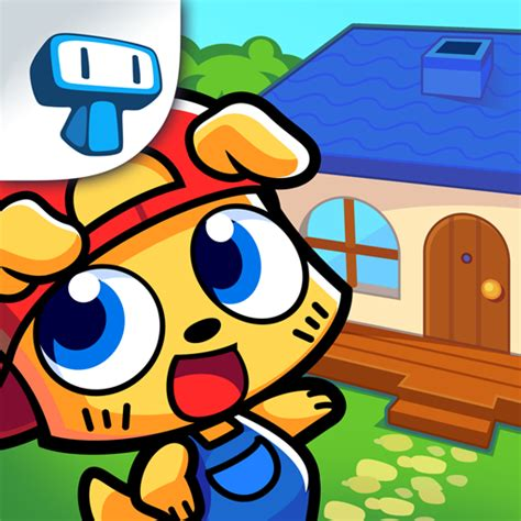 forest folks cute pet home design game apk mod