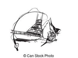 Boat Names With Black In Them by Sport Fishing Boat Name Brand Older Sport Fishing Boat
