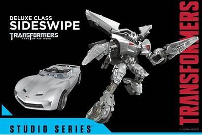 Transformers Studio Sideswipe Series Deluxe Fan Official
