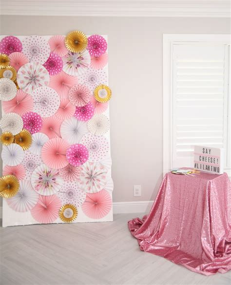 Diy Theme Backdrop by Diy How To Make A Photo Booth Backdrop Celebration