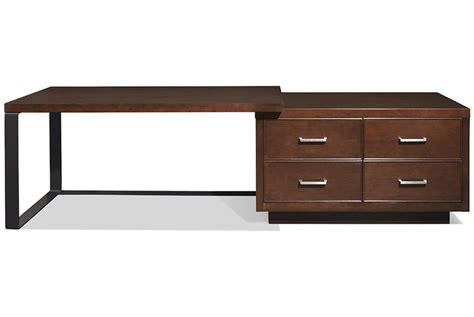 dresser desk combo chesterfield transitional hospitality sorrentino mariani