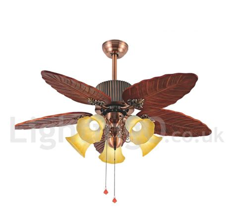 48 Country Retro Rustic Lodge Vintage Ceiling Fan