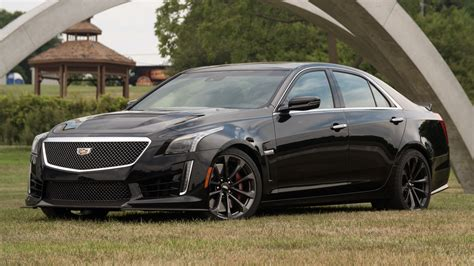Cts Reviews by Review 2016 Cadillac Cts V