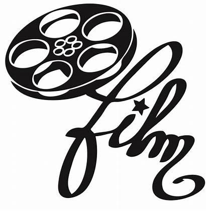 Bobine Cinema Film Stickers Films Brush Sticker