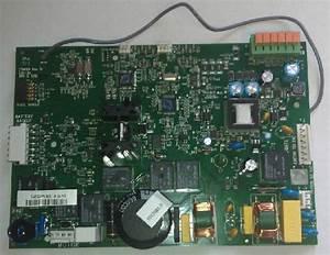 Genie Intellig 1000 Garage Door Opener Circuit Board Assembly