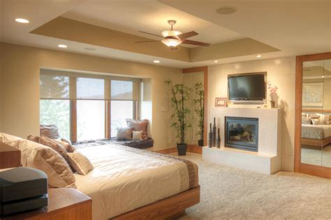 Adding Tray Ceiling by Renovation Solutions Changing Ceiling Gives Feeling Of