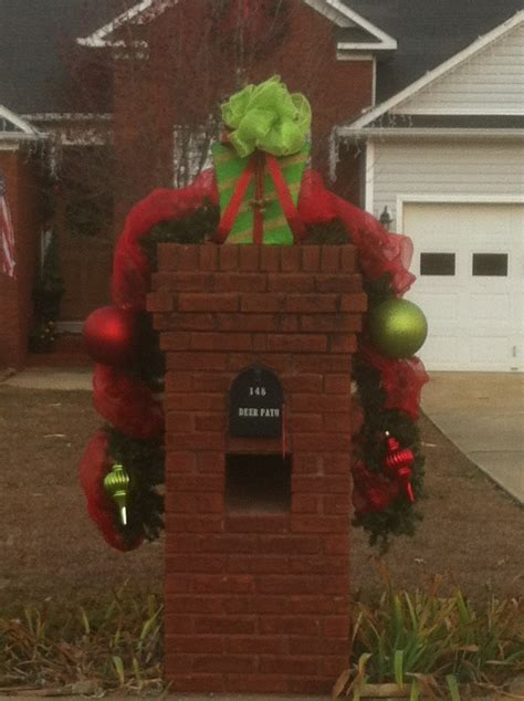 1000 images about christmas mailboxes on pinterest