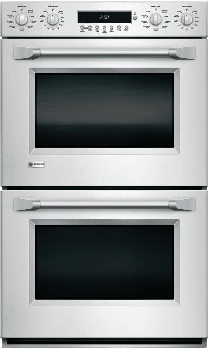 ge zetphss monogram   smart electric double wall oven  wi fi enabled convection