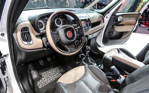 Fiat 500l Interior by 2014 Fiat 500l Lounge Interior 1 Photo 28