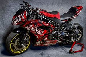 Kawasaki 636 Polish Ninja Stunt Bike Marcin G U0142owacki