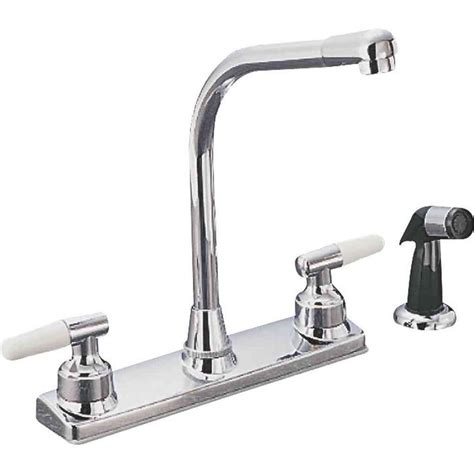 high rise kitchen faucet 2 handle high rise kitchen faucet theisen 39 s home auto