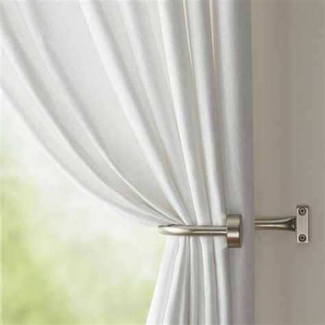 17 best ideas about curtain tie backs on