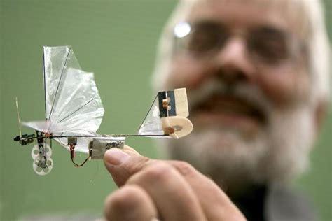 robot ornithoper  tu delft model airplanes robot