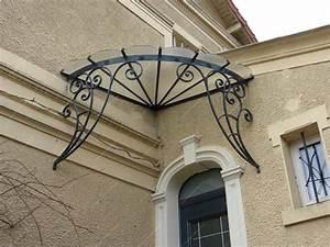 Marquise De Porte Ancienne : marquises en fer forg marquises d 39 angle mod le ma 010 ~ Dailycaller-alerts.com Idées de Décoration