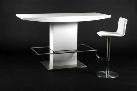 table bar cuisine design table haute bar