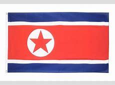Nordkorea Flagge Nordkoreanische Fahne kaufen
