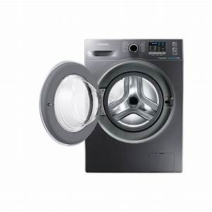 But Machine A Laver : samsung machine laver 8kg eco bubble inox wf80f5ehw4x ~ Melissatoandfro.com Idées de Décoration