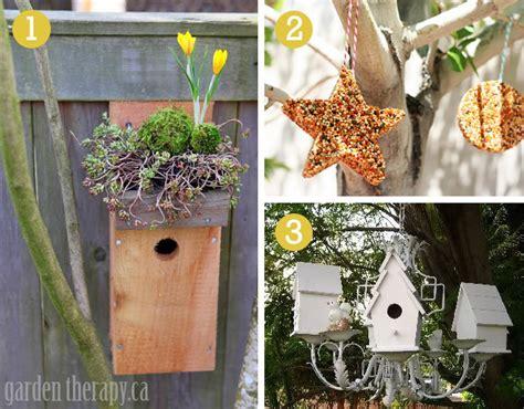 weekend diy bird feeder willard and may outdoor living