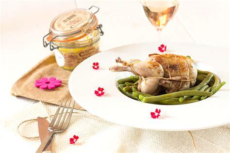 caille cuisine cailles farcies au foie gras une cuisine
