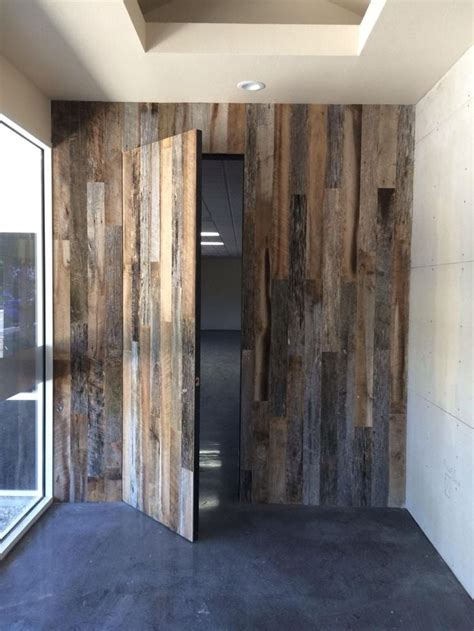 interior sliding barn doors for homes door a bedroom hides this bookcase and is