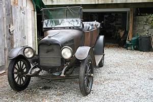 101 Year Old Beauty  1916 Maxwell Touring Car