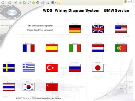 Bmw Wds Wiring Diagram System Software Dvd