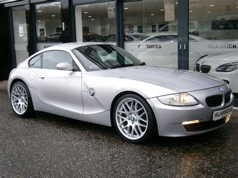 Bmw Z4 3.0si Sport Coupe Auto Very Rare For Sale From