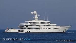 Fountainhead Yacht Feadship Motor Yacht
