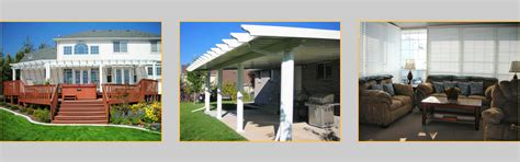 awnings patio covers pools kool ogden ut