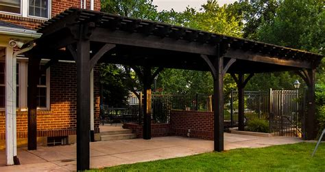 gazebo pavilion kits western timber frame