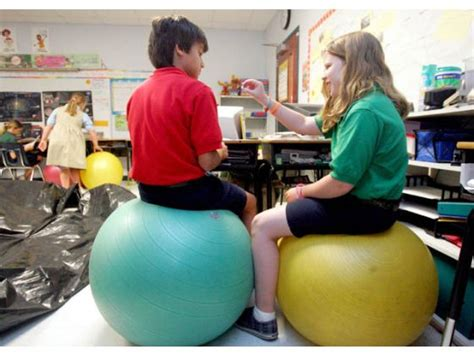 student seating alternative seating setting up the